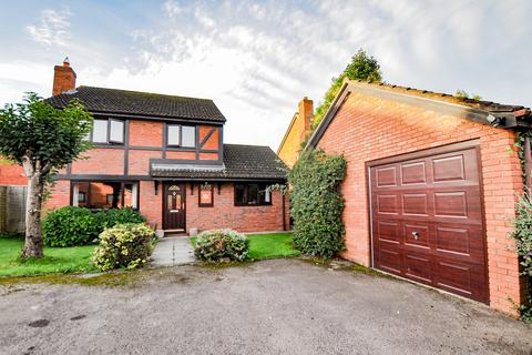 4 bedroom detached house for sale - Harefields, Hildersley