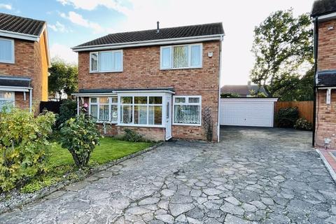 4 bedroom detached house for sale - Oak Drive, New Oscott, Birmingham B23 5DQ