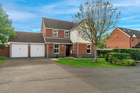 4 bedroom detached house for sale - Brookfield Way, Bury, Ramsey, PE26