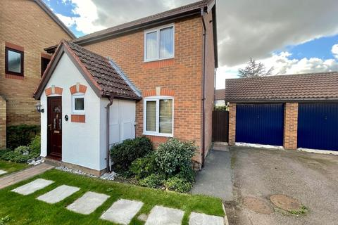 3 bedroom detached house for sale - Merlin Close, Hartford, Huntingdon, PE29
