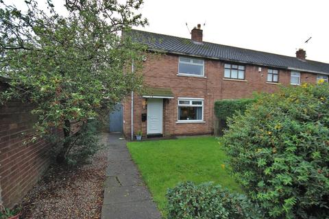 2 bedroom end of terrace house for sale - Leigh Green Close, Widnes, WA8