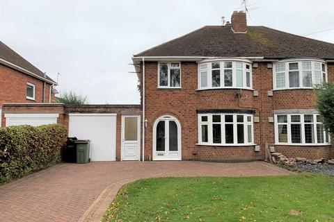 3 bedroom semi-detached house to rent - Cleveland Road, Wigston