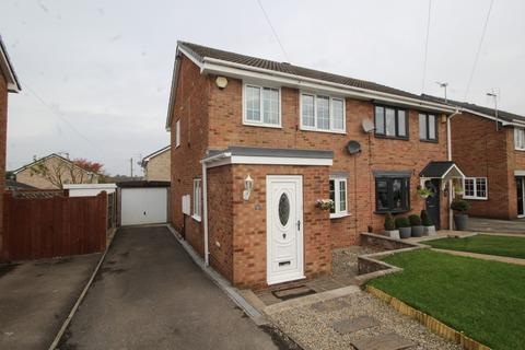 3 bedroom semi-detached house for sale - Redruth Drive, Normanton