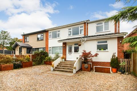 4 bedroom semi-detached house for sale - Ashby Road, Thurton, Norwich