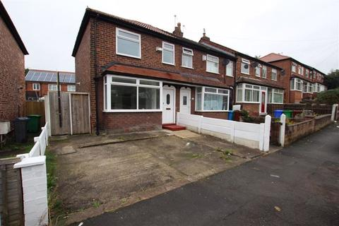 2 bedroom terraced house to rent - Warrington Road, Manchester