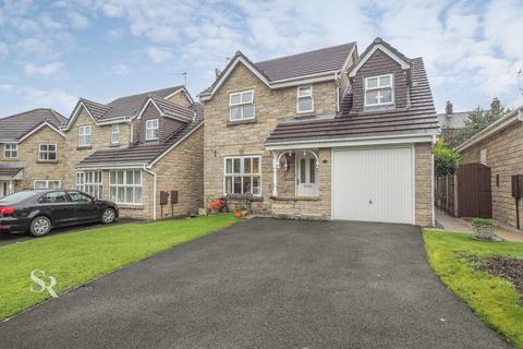 4 bedroom detached house for sale - Southhead Drive, Chapel-en-le-Frith, High Peak, SK23 0HU