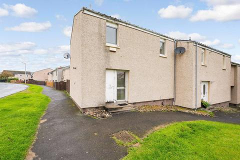 2 bedroom end of terrace house for sale - 26 Corbett Place, Dunfermline, KY11 4XX