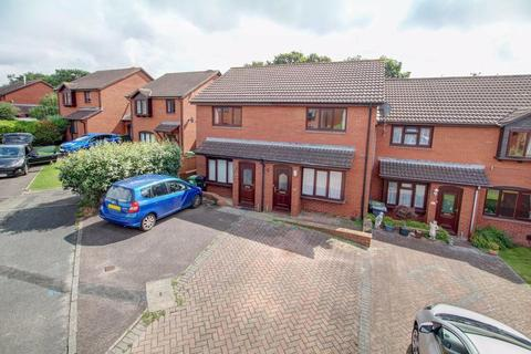 2 bedroom terraced house to rent - Ilex Close, Exeter