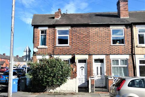 2 bedroom terraced house to rent - Corporation Street, Stoke-on-Trent, Staffordshire, ST4 4AU