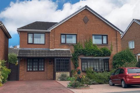 5 bedroom detached house for sale - Sutton Road, Shrewsbury