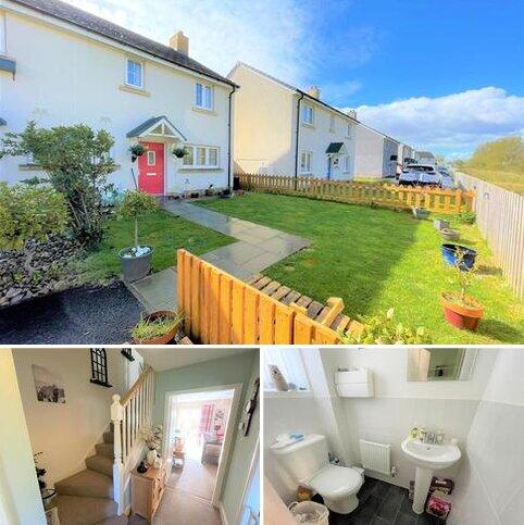 3 bedroom semi-detached house for sale - Clos Y Doc, Llanelli