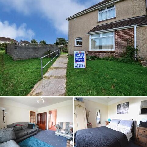 4 bedroom semi-detached house for sale - Rectory Avenue, Hakin, Milford Haven