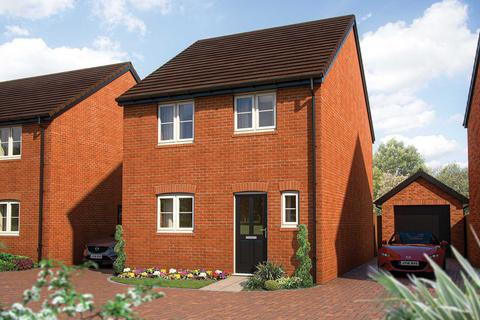 3 bedroom detached house for sale - Plot 68, The Elmslie at Oteley Gardens, Oteley Road SY2