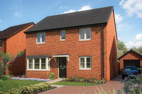 4 bedroom detached house for sale - Plot 63, The Pembroke at Oteley Gardens, Oteley Road SY2