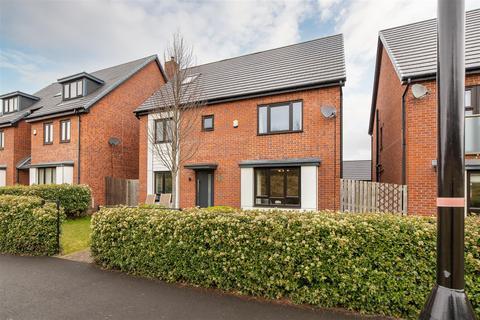 5 bedroom detached house for sale - Abberwick Walk, Greenside, Newcastle Upon Tyne