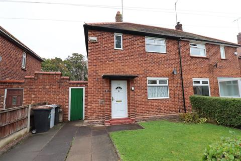 2 bedroom semi-detached house for sale - Gawsworth Avenue, Crewe