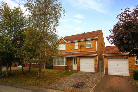4 bedroom detached house for sale - Kilburn Gardens, Percy Main, North Shields