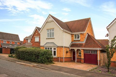 4 bedroom detached house for sale - Howard Close, Holystone