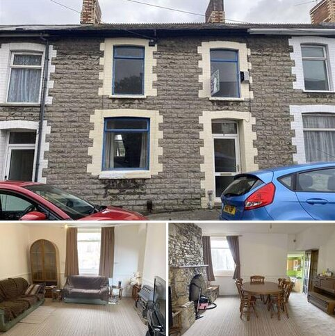 4 bedroom terraced house for sale - Treharne Road, Barry