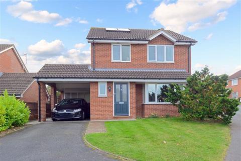 4 bedroom detached house for sale - Steepside, Radbrook, Shrewsbury, Shropshire