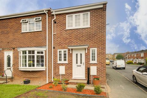 2 bedroom semi-detached house to rent - Gleneagles Drive, Arnold, Nottinghamshire, NG5 8QQ