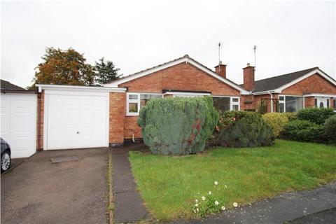 2 bedroom detached bungalow to rent - Middlefield Close, Hinckley, Leicestershire, LE10 0RJ
