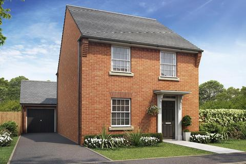 3 bedroom detached house for sale - Ingleby Plus at Bertone Gardens DWH Bertone Gardens Development, Warkton Lane, Barton Seagrave,, Kettering NN15