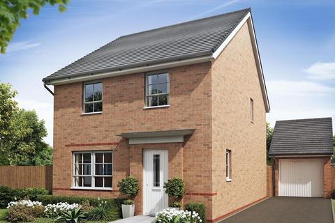 4 bedroom detached house for sale - Chester at Barratt Homes @ Parc Fferm Wen Celyn Close, St Athan CF62