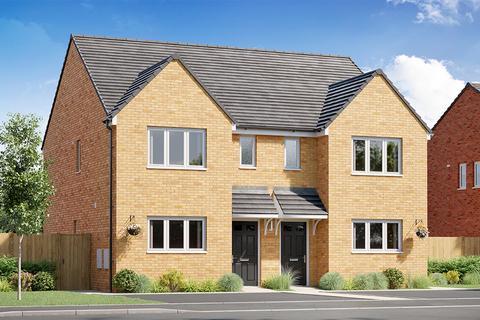 3 bedroom house for sale - Plot 11, The Dorchester at Malthouse Place, Shobnall, Shobnall Road, Burton-on-Trent DE14