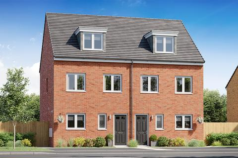 3 bedroom house for sale - Plot 8, The Bamburgh at Malthouse Place, Shobnall, Shobnall Road, Burton-on-Trent DE14