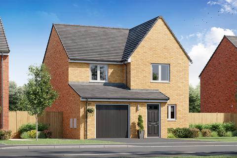 3 bedroom house for sale - Plot 12, The Staveley at Malthouse Place, Shobnall, Shobnall Road, Burton-on-Trent DE14