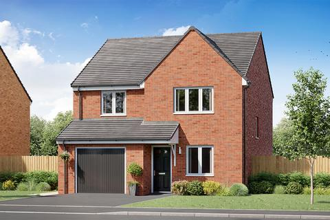 4 bedroom house for sale - Plot 119, The Eaton at Malthouse Place, Shobnall, Shobnall Road, Burton-on-Trent DE14