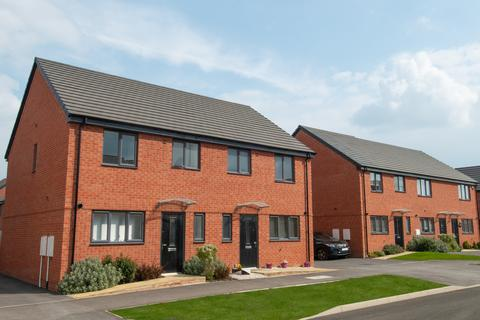 3 bedroom house for sale - Plot 331, The Bay at Roman Fields, Peterborough, Manor Drive, Peterborough PE4