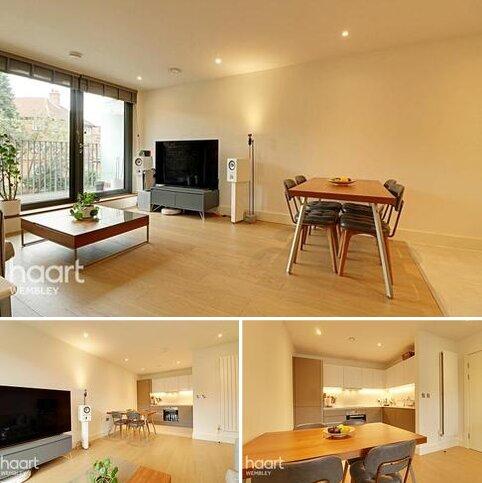 1 bedroom apartment for sale - Engineers Way, Wembley