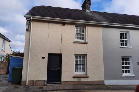 2 bedroom end of terrace house to rent - Orchard Street, Llandovery, Carmarthenshire.
