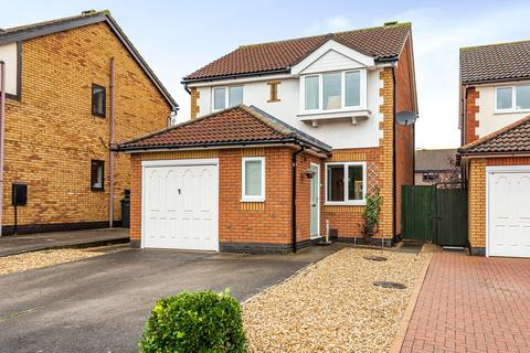 3 bedroom detached house for sale - Wentworth Drive, Dunholme, LN2
