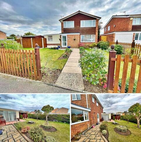 3 bedroom detached house for sale - Runnymede Avenue, Bearwood, Bournemouth