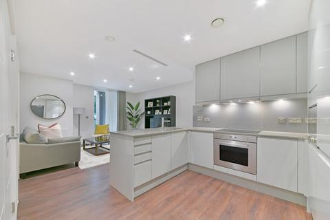 1 bedroom apartment to rent - Sirocco Tower, Sailmakers, Canary Wharf, E14