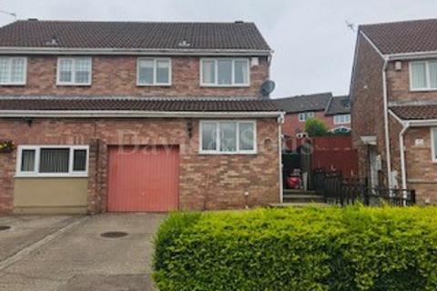 3 bedroom semi-detached house for sale - Mill Heath, Bettws, Newport. NP20 7RA