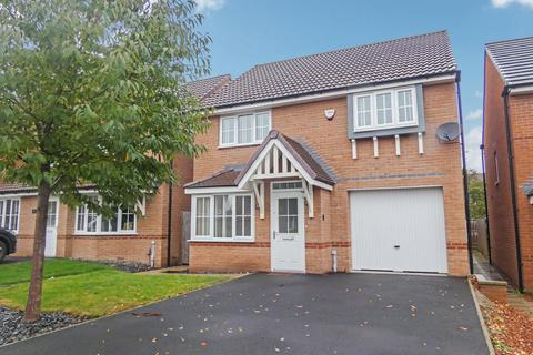 4 bedroom detached house for sale - Bedeswell Close, Hebburn, Tyne and Wear, NE31 2GB