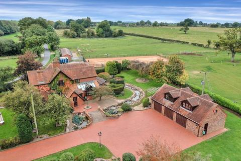 4 bedroom detached house for sale - Marston, Stafford