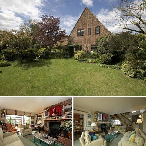 4 bedroom detached house for sale - Greengate Road, Wedhampton, Wiltshire, SN10