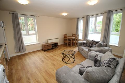 2 bedroom apartment to rent - The Old Bank, 71 Boundary Lane, Hulme, Manchester, Greater Manchester, M15