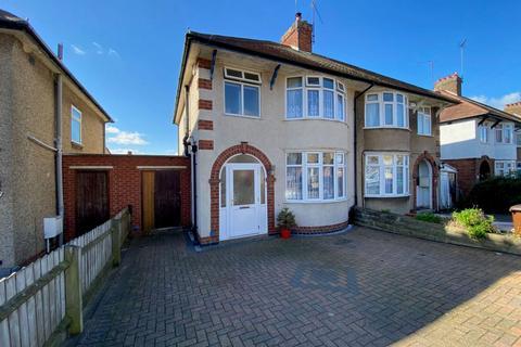 3 bedroom semi-detached house for sale - Longland Road, The Headlands, Northampton NN3 2QE