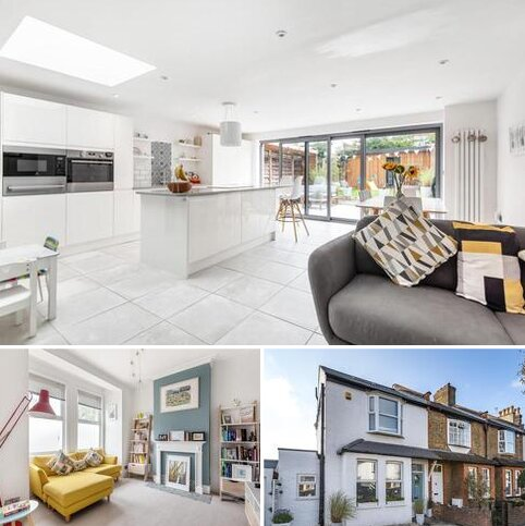 4 bedroom end of terrace house for sale - Haywood Road, Bromley