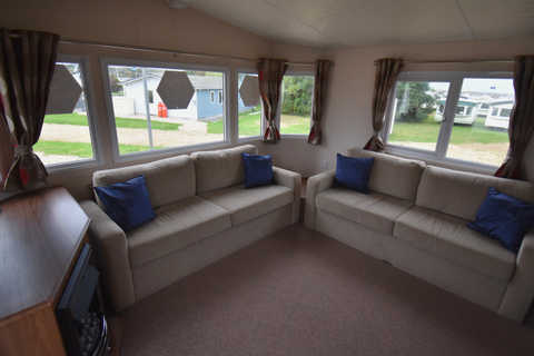 3 bedroom static caravan for sale - Silver Sands, Lossiemouth