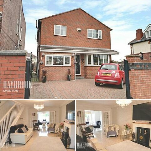 4 bedroom detached house for sale - Princess Road, Mexborough