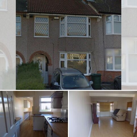 3 bedroom terraced house to rent - Mellowdew Road, Coventry, West Midlands, CV2