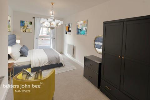 2 bedroom flat for sale - Marston Moor Close, Nantwich