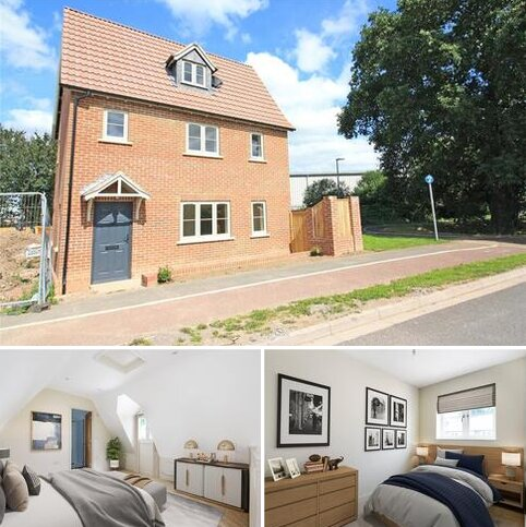 3 bedroom detached house for sale - Canal Way, Ilminster, TA19